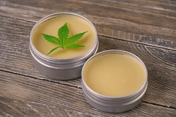 Cannabis skin products